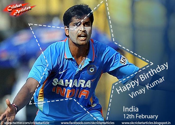 Happy Birthday to Indian medium pacer & captain
