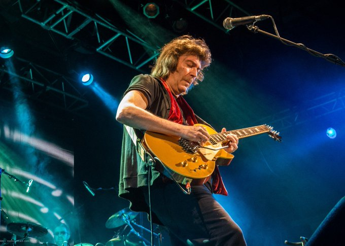 Happy Birthday Steve Hackett!