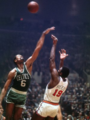 HAPPY BIRTHDAY to legend Bill Russell! :