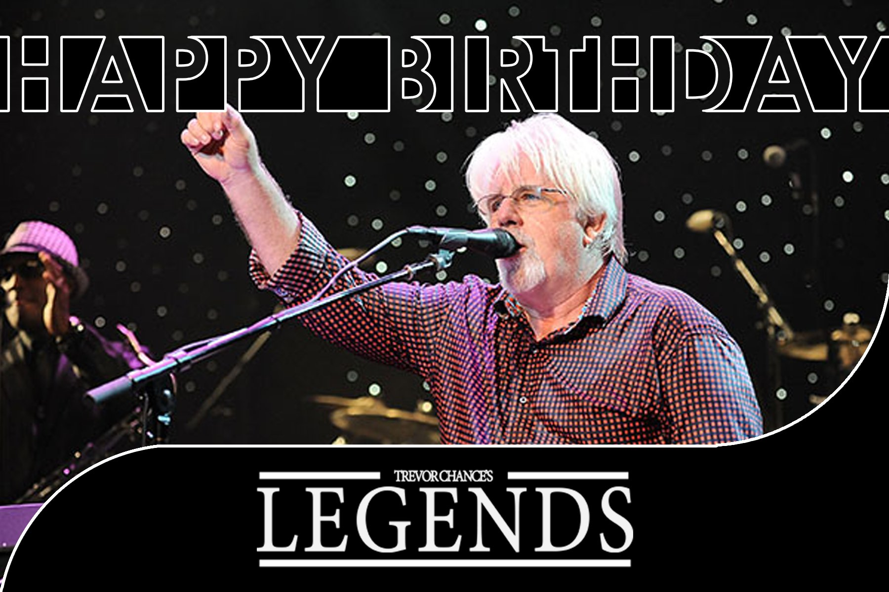 Happy Birthday to legendary singer, Michael McDonald...