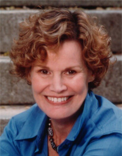 Happy Birthday to young adult author Judy Blume