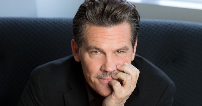 Happy Birthday. Today, Feb 12, 1968 Josh Brolin, American actor and producer was born.   (