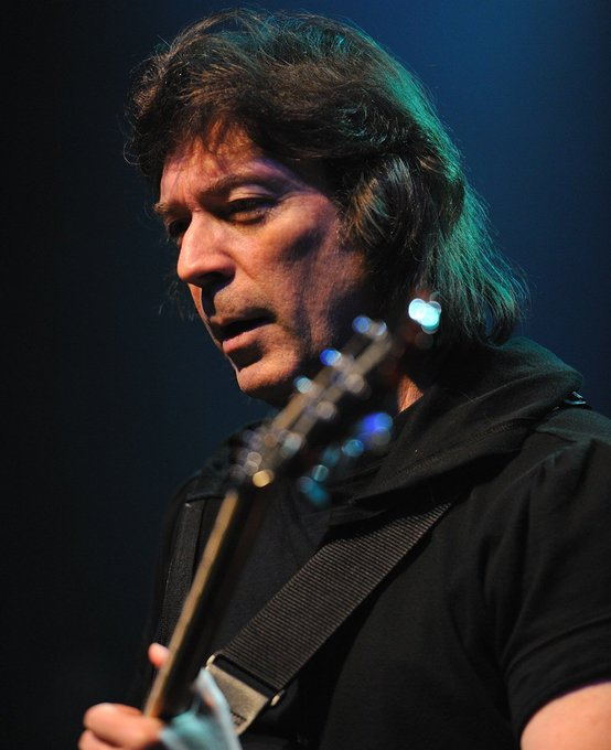 Happy birthday Steve Hackett