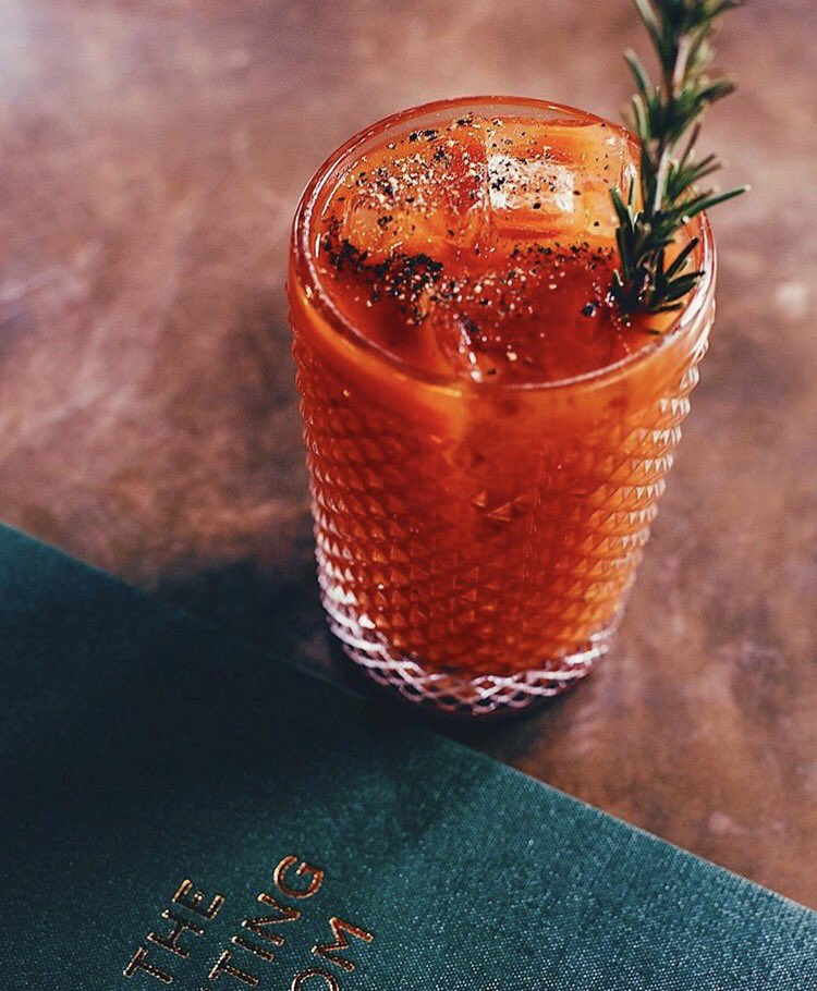 The Gin One - The Distillery The Best Bloody Marys In London