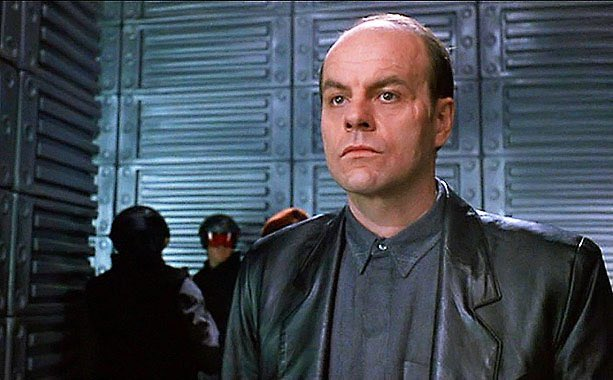 Happy Birthday Michael Ironside!  See you at the (birthday) party.