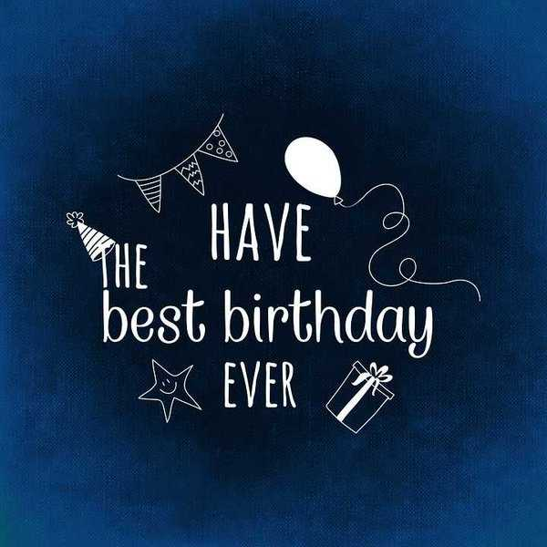 Happy Birthday!! Hope you\re having a super amazing day Jesse!