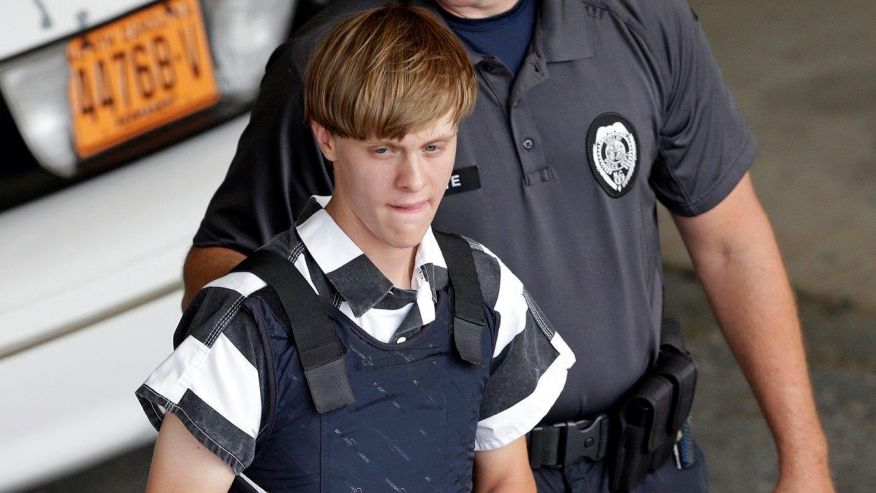 Convicted Charleston church shooter Dylann Roof wants new federal trial