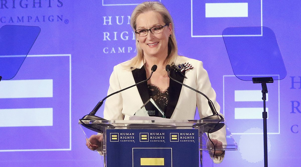 #MerylStreep is not backing down with her criticism of President @realDonaldTrump https://t.co/3Rwn6CVEpQ