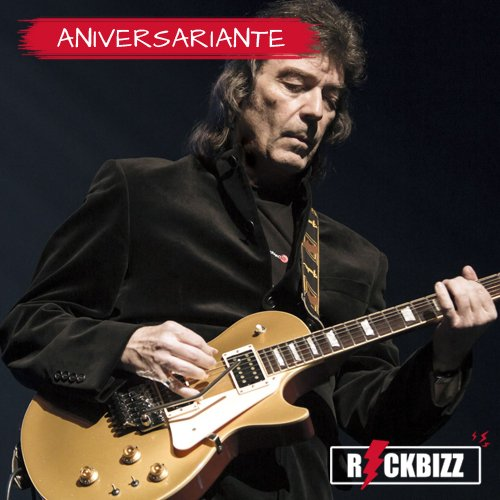 Happy Birthday, Steve Hackett!