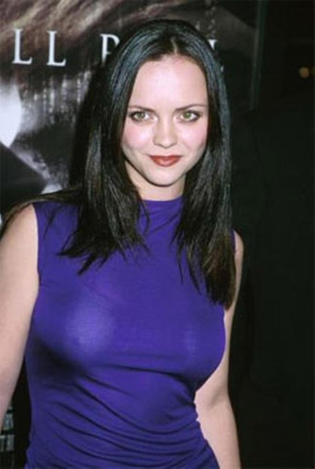 Happy Birthday, Christina Ricci, February 12, 1980