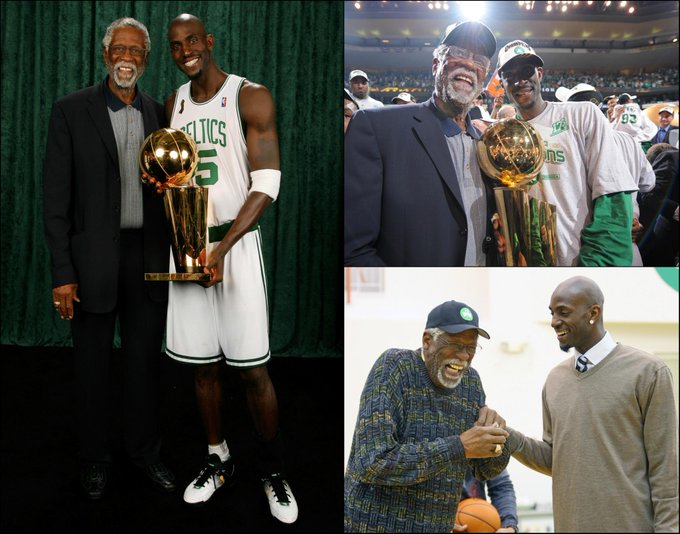 Happy Birthday to the Great Bill Russell!