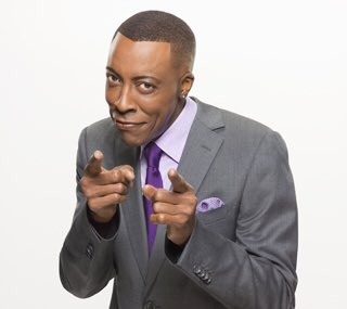 Happy Birthday Arsenio Hall