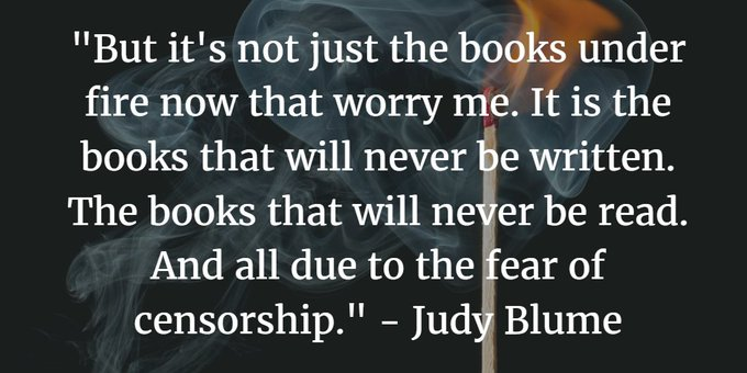 Feb 12th Happy Birthday Judy Blume!