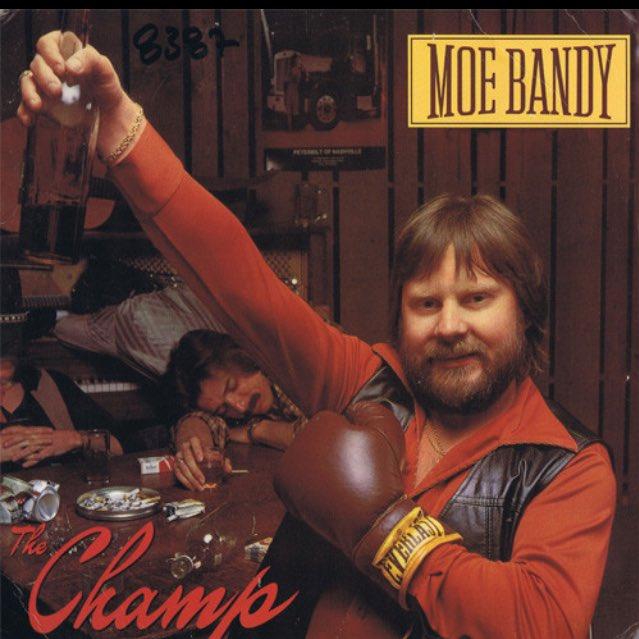 "Happy birthday to one of my favorite Honky-Tonk singers...Marion \""Moe\"" Bandy"