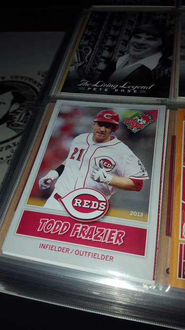 Happy birthday, Todd Frazier!
