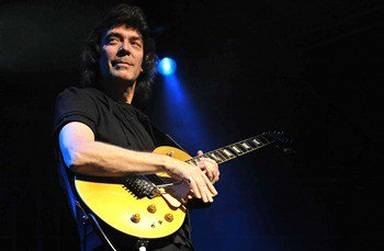 Happy Birthday Steve Hackett 66year old
