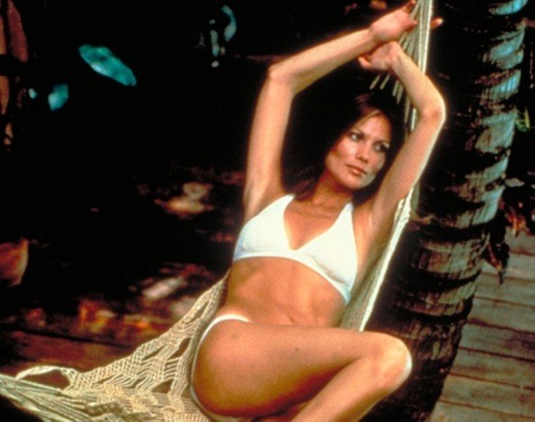 Happy 72nd birthday Maud Adams