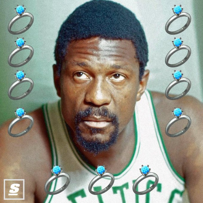 Happy 83rd birthday to Bill Russell!