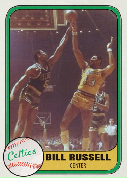 Happy 83rd birthday to former Sonics coach Bill Russell
