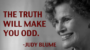 Happy birthday Judy Blume!!!! Do you have a favourite Judy Blume book?