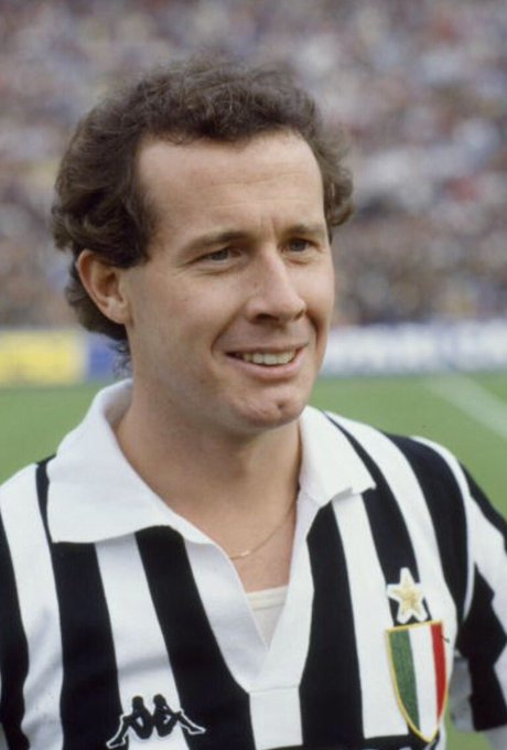 Happy birthday to former Juventus midfielder Liam Brady, who turns 61 today.  Games: 80 Goals: 16