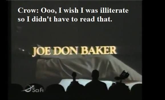 Happy birthday Joe Don Baker!