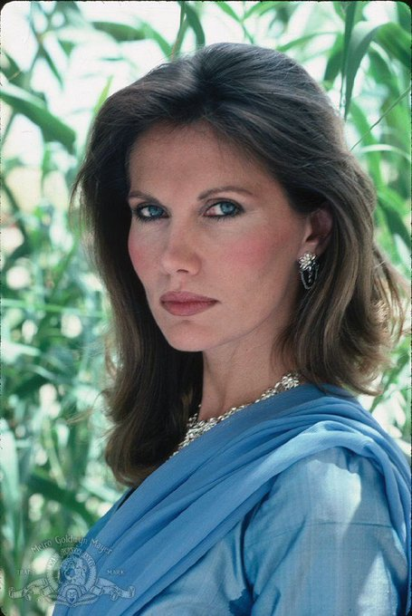 Happy birthday Maud Adams!