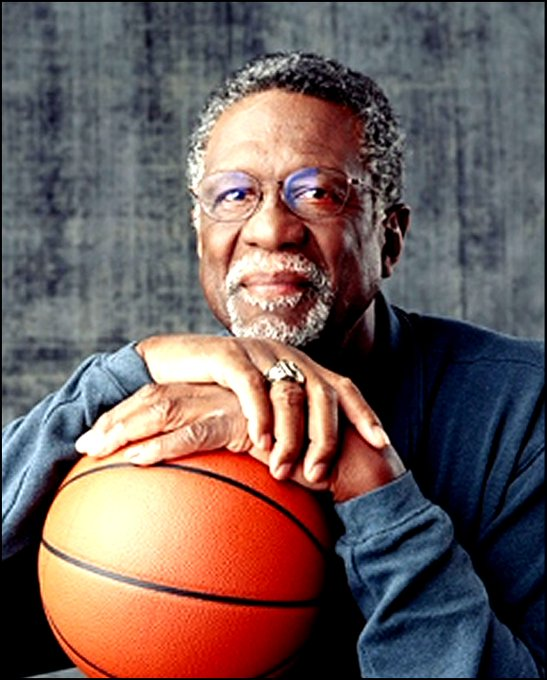 Happy 83rd Birthday Bill Russell!