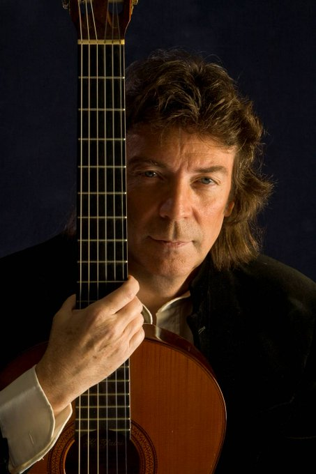 Happy Birthday to Mr. Steve Hackett!