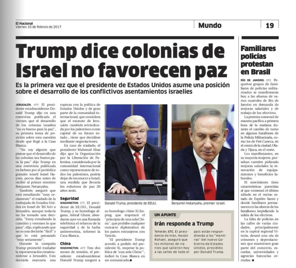 Dominican paper apologizes for using Alec Baldwin photo for Trump