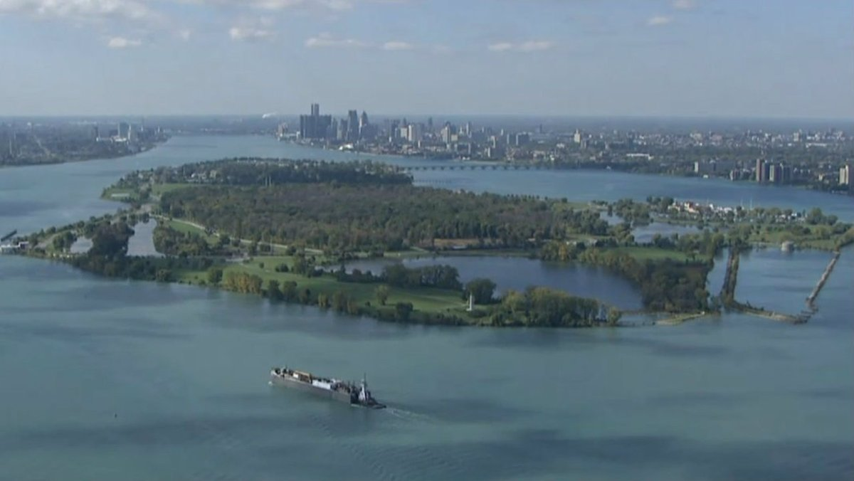 Helpers sought to count birds at Belle Isle Park in Detroit