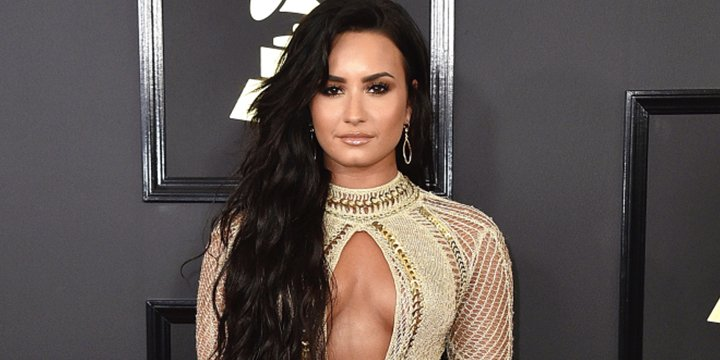 Demi Lovato reveals Nick Jonas encouraged her to show her 'sexy side' at the
