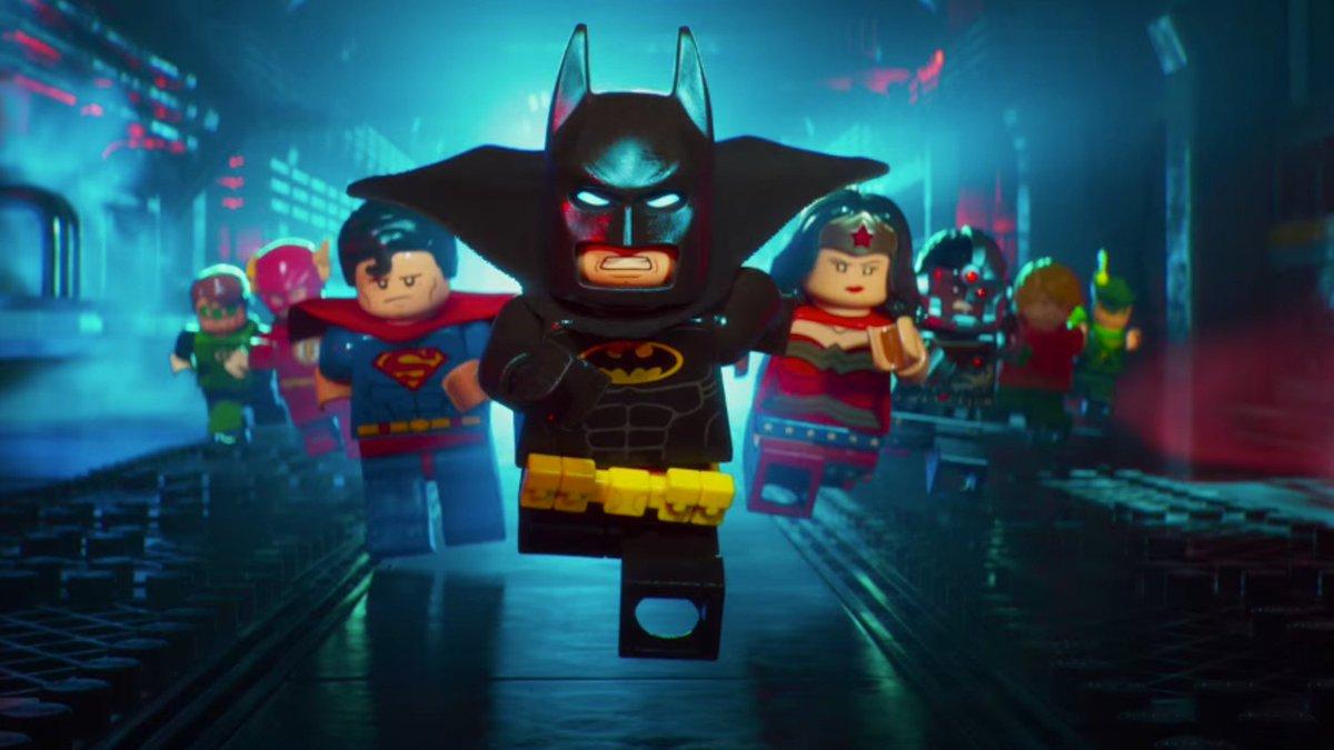 映画『レゴ®バットマン ザ・ムービー』が全米4088館で公開され、OP興収5560万ドルで堂々の首位デビュー。前作「LE