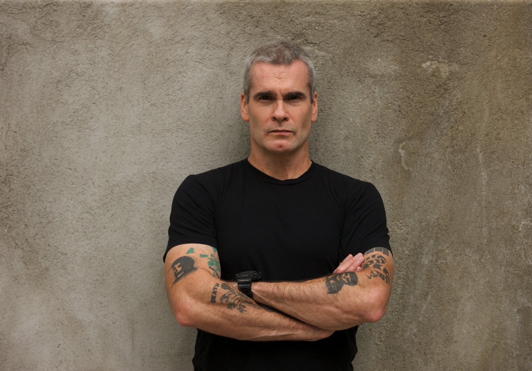 Happy Birthday to one of my all time favourite people Henry Rollins.