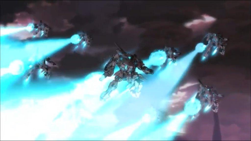 アニメPSO2で全員フォトンブラスター放ち全員瞬殺されるというA.I.S。これならEDFのベガルタやEFFのガンタンクⅡ