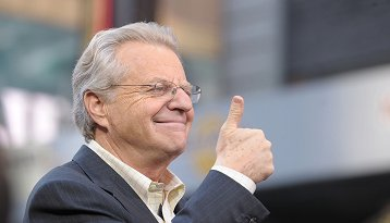 "Happy Birthday to talk show host Gerald Norman ""Jerry\"" Springer (born February 13, 1944)."