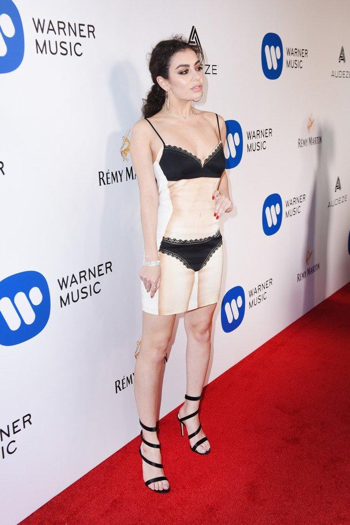 charli xcx bikini