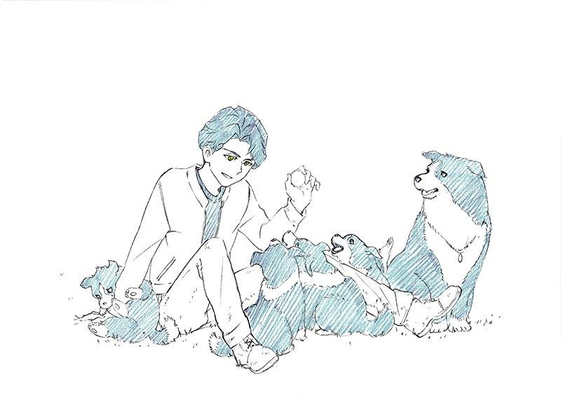 そしてTVアニメ『リトルウィッチアカデミア』各話イラストを公開!!第6話は「田村瑛美」さんにエイプルトンの貴公子アンドリ