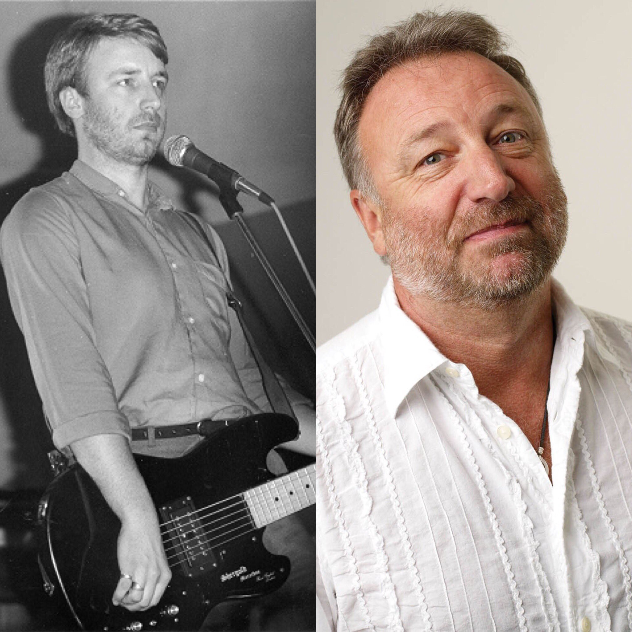 Happy 61st Birthday to Peter Hook, bassist and co-founder of Joy Division and New Order!!