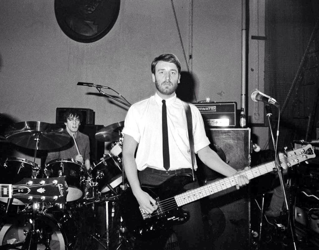 Happy Birthday to Peter Hook of Joy Division and New Order, who turns 61 today!
