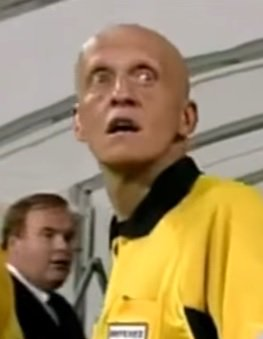 Happy birthday Pierluigi Collina, the man who made refereeing cool, who is 57 today.
