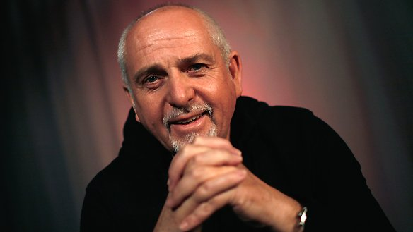 Happy birthday Peter Gabriel! (