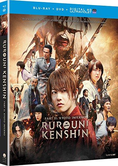 Rurouni Kenshin Part II: Kyoto Inferno(原題:るろうに剣心 京都大火編) #素晴ら