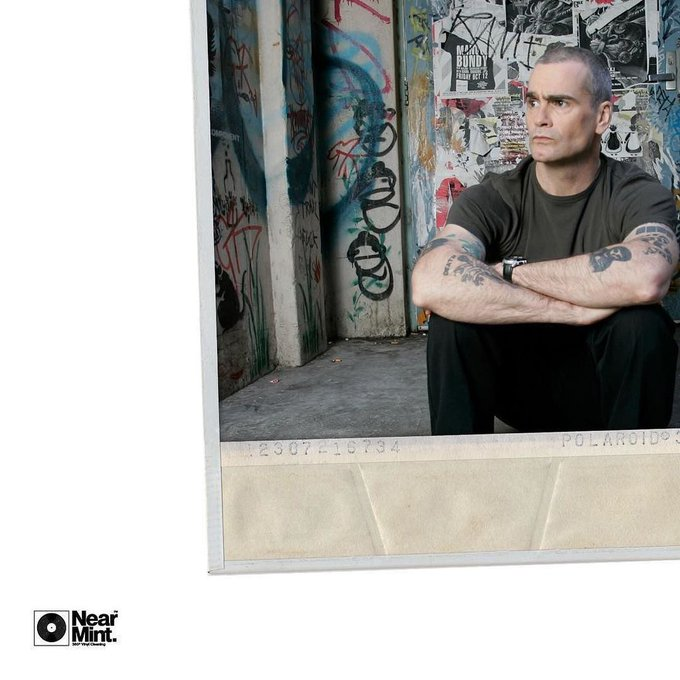 Today we say happy birthday to Henry Rollins. Former frontman for hardcore punk band Black