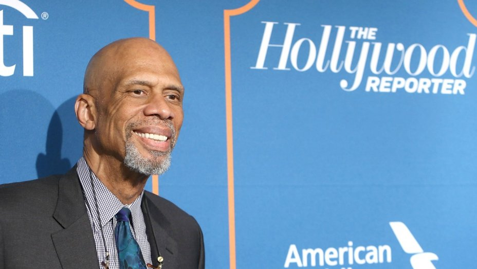 Kareem Abdul-Jabbar joins The Hollywood Reporter as a contributing editor @kaj33
