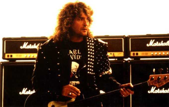 Happy Birthday Bob Daisley  (67).     \\m/       \\m/