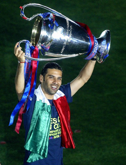 Happy birthday, two-time winner & former Barcelona defender Rafael Márquez!