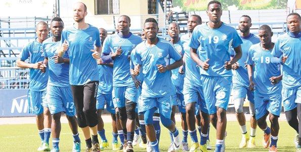 Zambia's Red Arrows look to stun resurgent Azam FC