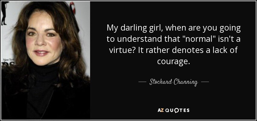 Happy birthday to Stockard Channing!