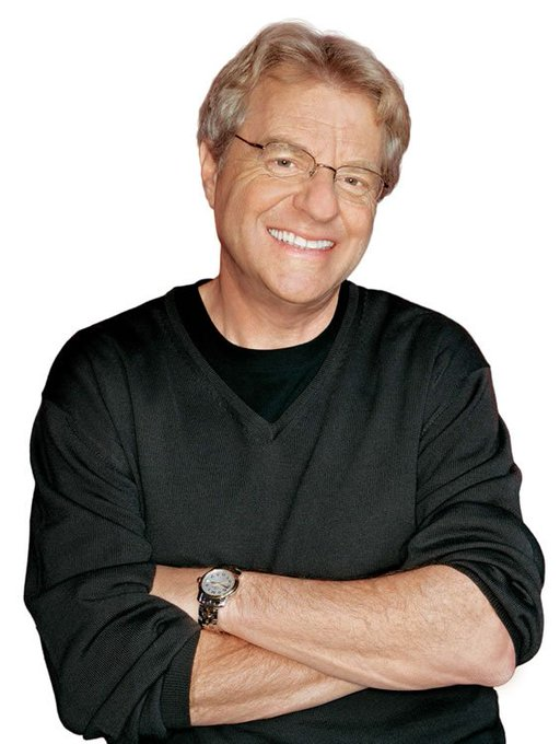 Happy Birthday Jerry Springer